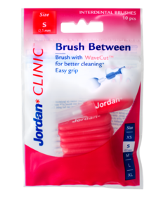 Jordan Clinic Brush Between S (0,5 mm)