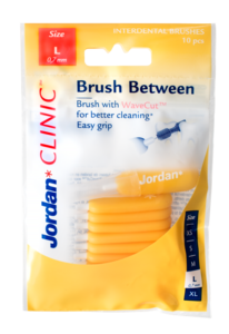 Jordan Clinic Brush Between L (0,7 mm)