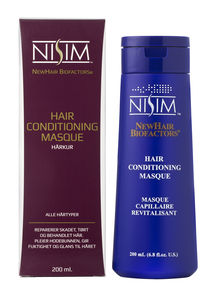 NISIM Hair Conditioning Masque, 200 ml