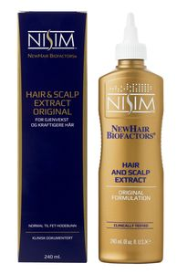 NISIM Hair & Scalp Extract Original, 240 ml.