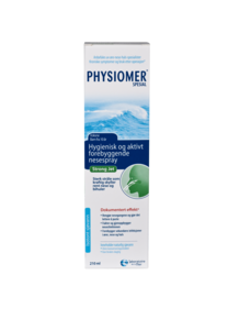 Physiomer nesespray jet strong 210ml