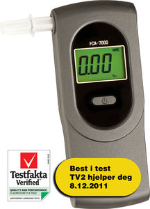 Promilletester digital FCA-7000