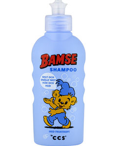 Bamse Shampoo 200ml