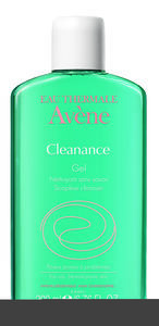 Avène Cleanance Soapless gel cleanser 200 ml