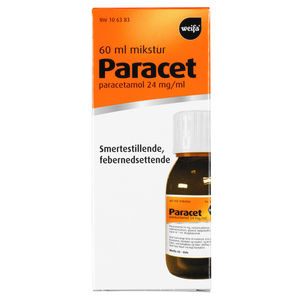 Paracet Mikst 24 mg/ml