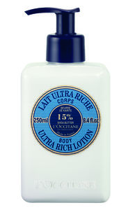 L'Occitane Shea ultra rich body lotion 250ml