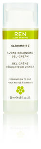 REN T-zone Balancing Gel Cream 50ml