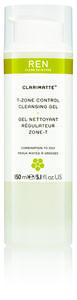 REN T-zone Control Cleansing Gel 150ml