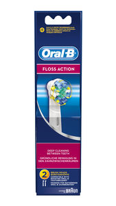 Oral-B Floss Action 2pk