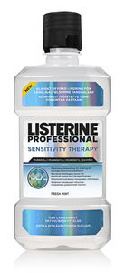 Listerine® Professional Sensitivity Therapy, munnskyll mot ising i tennene 500ml