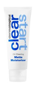 Clear Start Matte Moisturizer SPF 15, 60ml