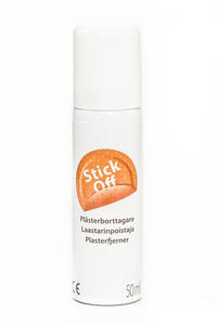 StickOff plasterfjerner spray 50 ml