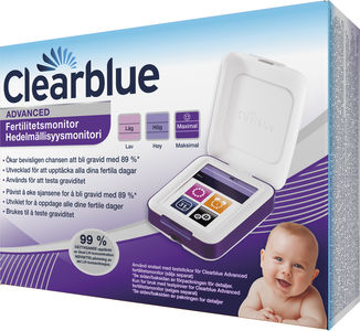 Clearblue Fertility monitor 1.1 - 1 ct