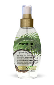 OGX coconut oil weightless oil mist 118ml