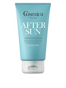 Cosmica Sun Cooling After Sun Gel, 150 ml