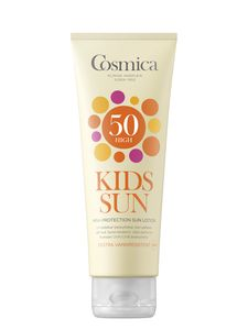 Cosmica Kids High Protection Sun Lotion SPF 50, 125 ml