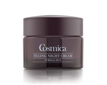 Cosmica face anti age 40+ filling night normal, 50 ml