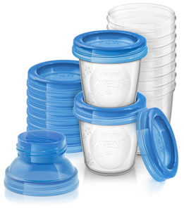 Philips Avent Via beger 10pk