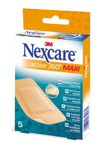 Nexcare active 360 maxi 5stk