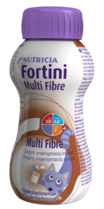 Fortini Multi Fibre sjokolade 200ml