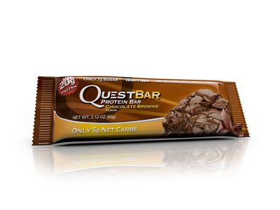 Questbar Chocolate Brownie proteinbar 60g