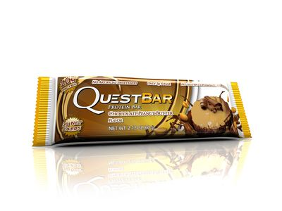 Questbar Chocolate Peanut Butter proteinbar 60g