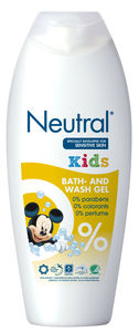 Neutral Kids Bath & Wash Gel