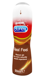 Durex Real Feel glidemiddel 50 ml