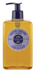 L'Occitane Shea Liquid Soap Lavender 500ml