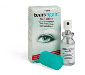 tearsagain® Sensitive øyespray