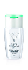 Vichy Pureté Thermale 3-i-1 rens 100 ml