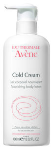 Avène Bodylotion with Cold Cream 400 ml