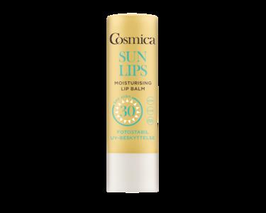 e55c1158 Kjøp Cosmica Sun Lip Balm spf 30 5 g på nett | Vitusapotek