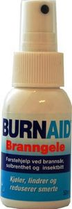 Burnaid Branngelespray 50 ml