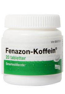 tabletter mot migrene