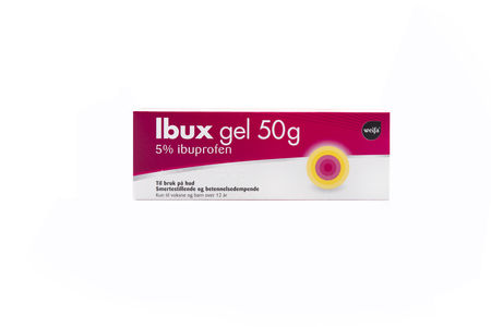 Ibux Gel 50 mg/g