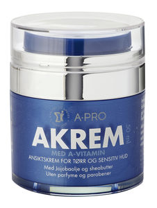 A-krem med pumpe 50 ml