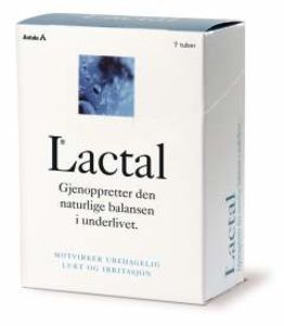 Lactal Vaginal Gel 7x5 ml