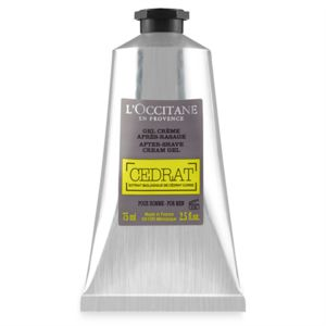 L'Occitane Cedrat After Shave Cream Gel 75 ml