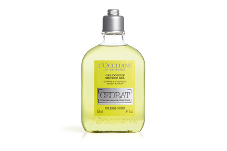 L'Occitane Cedrat Shower Gel 250 ml