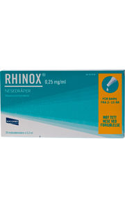 Rhinox Nesedr 0,25 mg/ml