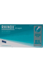 Rhinox Nesedr 0,5 mg/ml