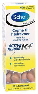 Scholl Prof Krem for sprukne hæler 60ml