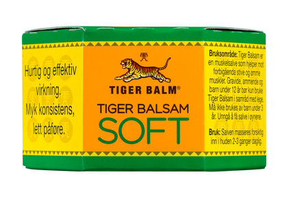 Tigerbalsam Soft 25g