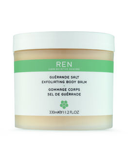 REN Guerande Salt Body Balm - kroppsskrubb 330ml