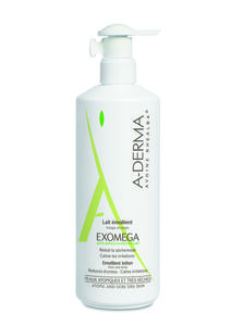 A-Derma Exomega Lotion m/pumpe 400ml