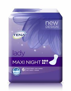 TENA Lady Maxi Night 6stk