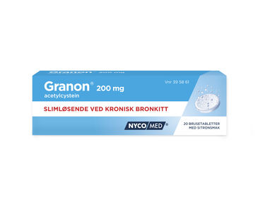 Granon Brusetab 200 mg