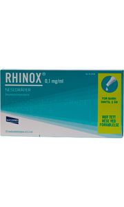 Rhinox Nesedr 0,1 mg/ml