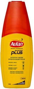 Autan Protection Plus Myggspray 100 ml